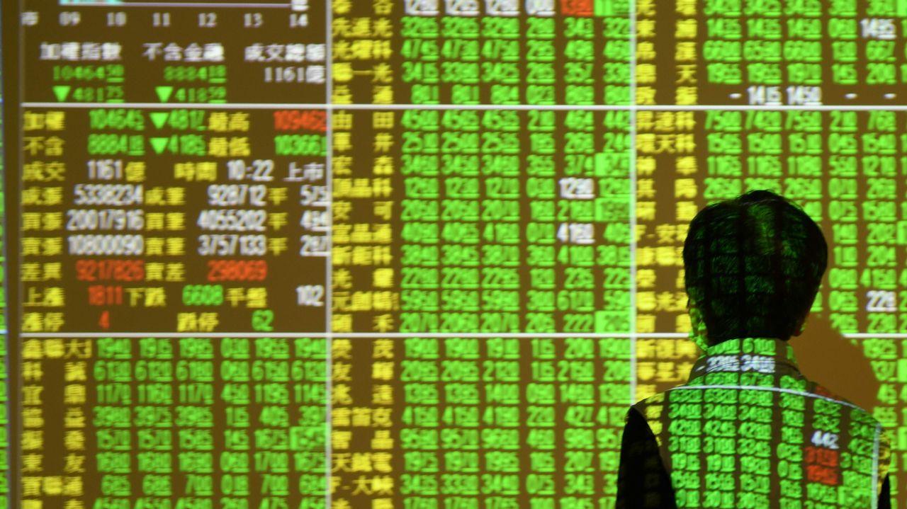Batacazo histórico en Wall Street.Emmanuelle Charpentiery Jennifer Doudna