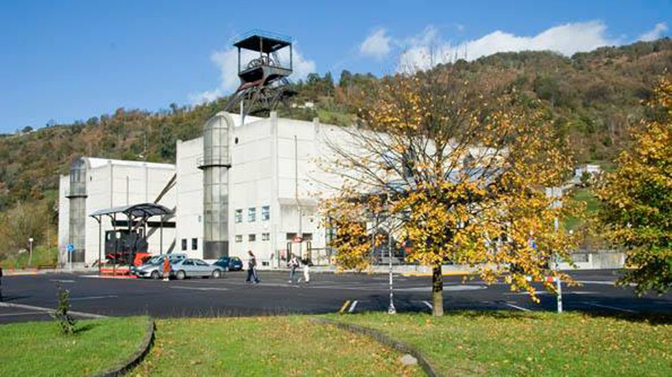 MUMI - Museo de la Minería y de la Industria.MUMI - Museo de la Minería y de la Industria