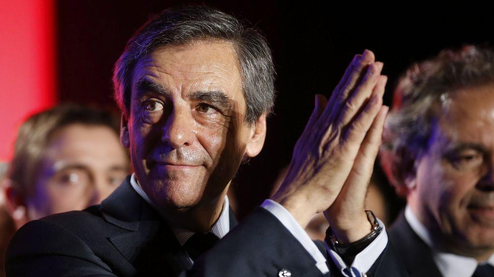 El ultraderechista francés, Steeve Briois