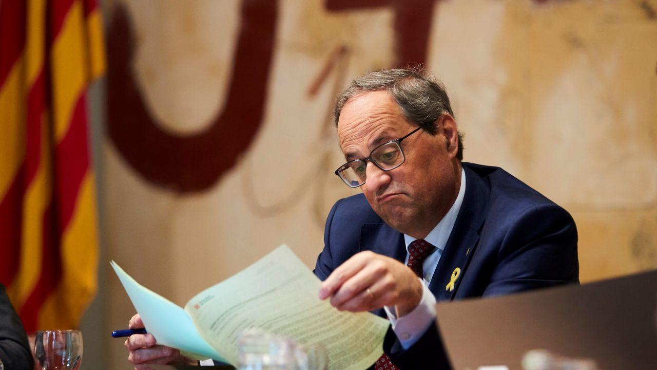 Lastra y Rufián explorarán hoy la posibilidad de un acuerdo entre el PSOE y ERC