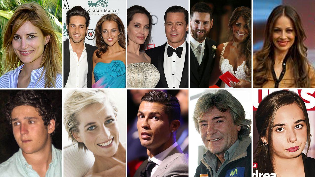 Los famososque más dieron que hablar este verano