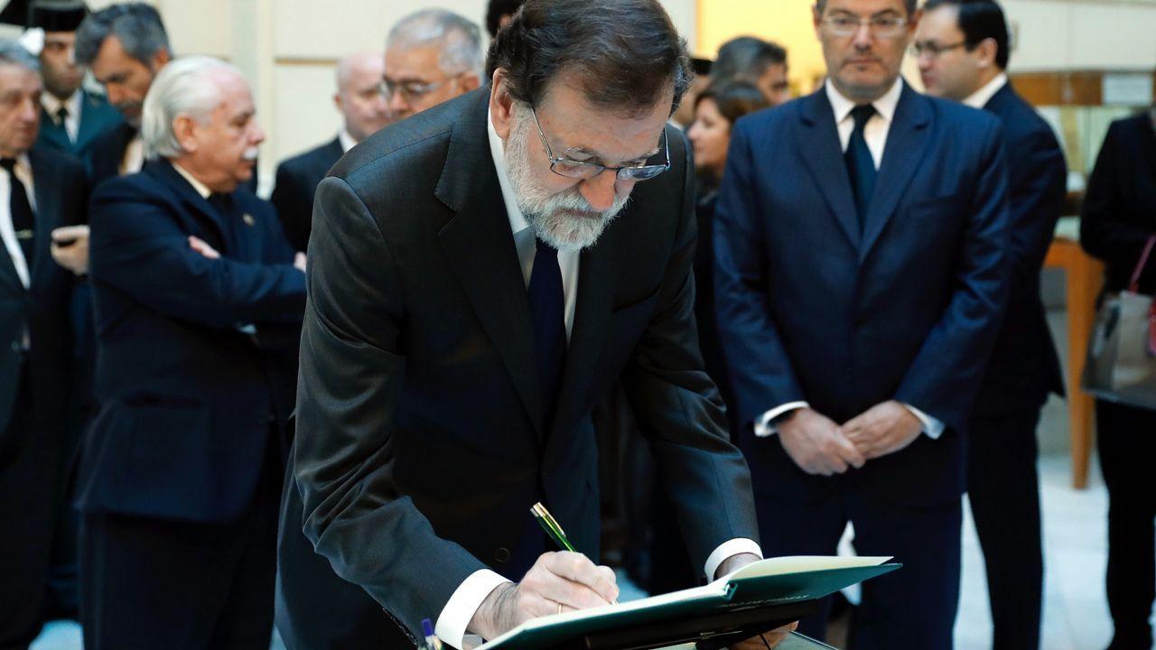 El 39 aniversario de la Constitución española.Roberto Bermúdez de Castro, durante su comparecencia en el Senado