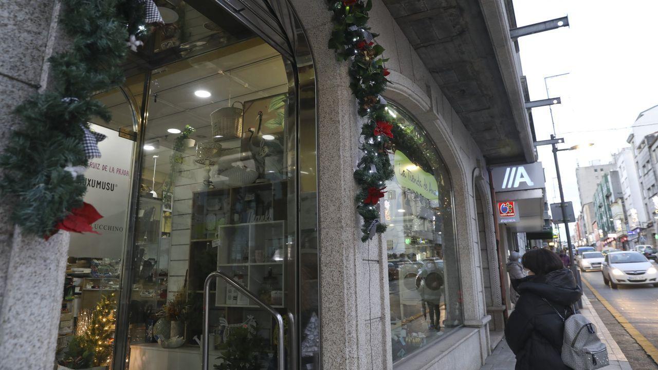 El rey del gif-art es gallego.Santiago tiene el tercer parque de viviendas de Galicia con mayor valor total y el segundo por habitante
