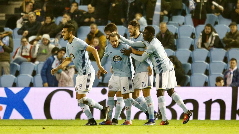 Copa del Rey: Celta - UCAM Murcia, en imágenes