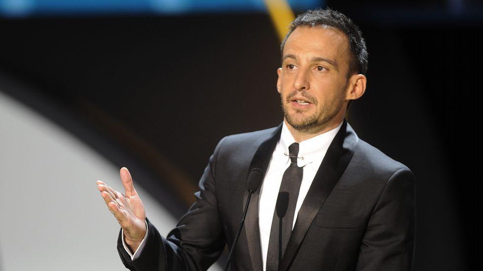 Alejandro Amenabar presentó su nueva película