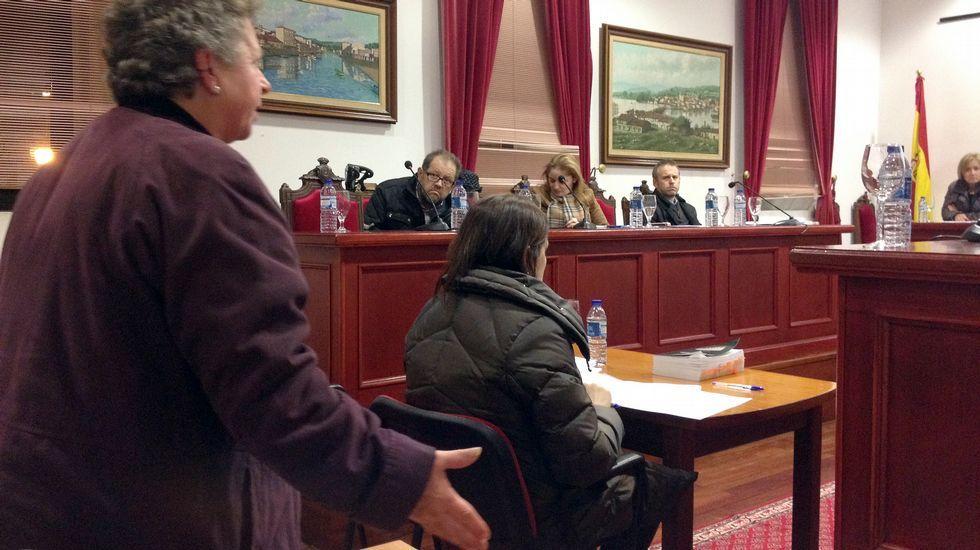 La historia de Jamie.Imaxe do vídeo na que o candidato do PSOE lembra o seu paso polo colexio de San Domingos.