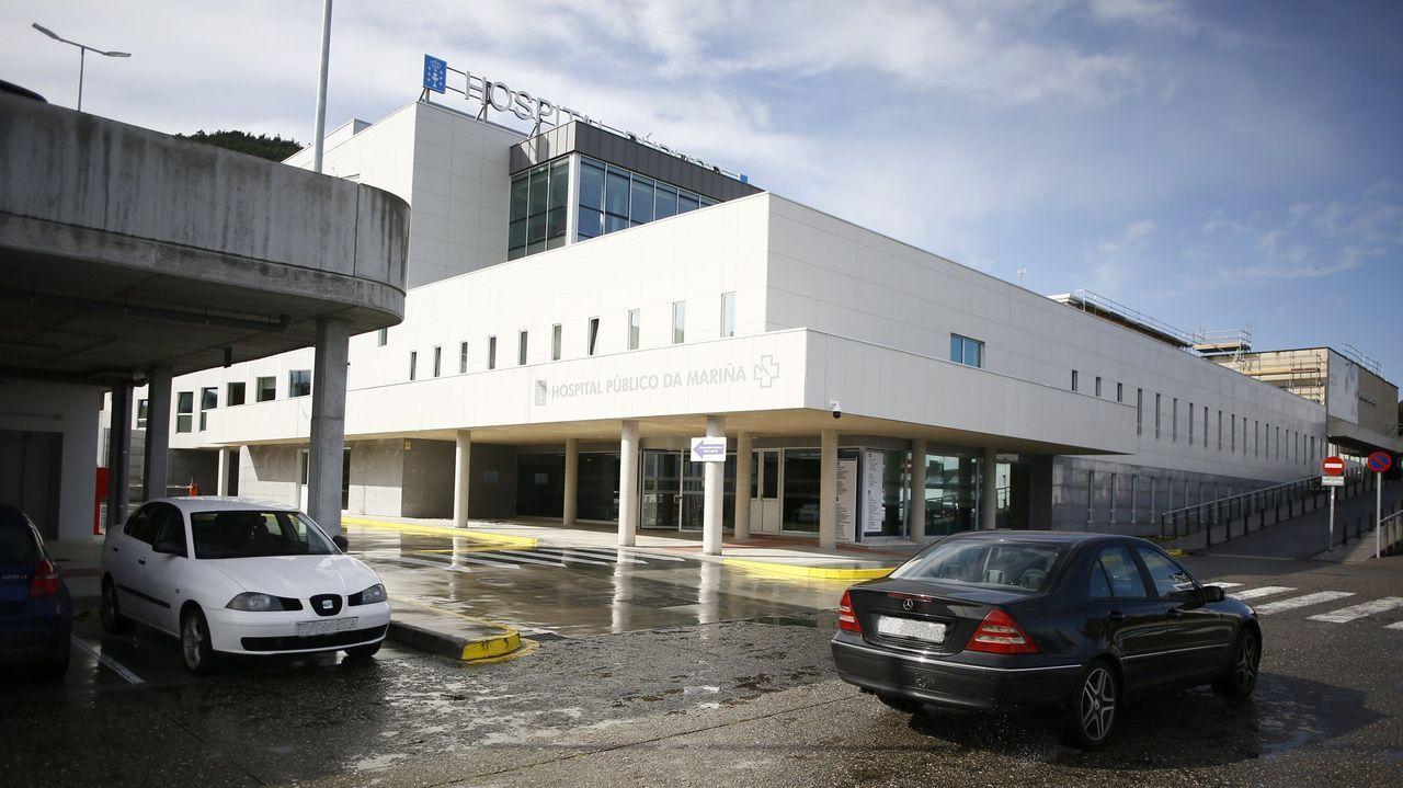 Más de 1.300 trabajadores del sector servicios de Viveiro, así como de sectores «sensibles», como la ayuda a domicilio o las fuerzas y cuerpos de seguridad participaron en el cribado masivo del domingo