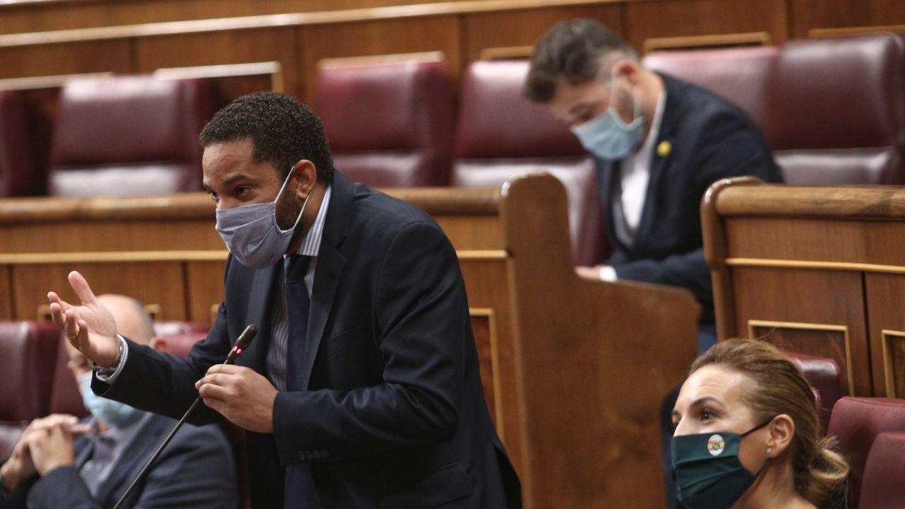 El diputado de Vox, Ignacio Garriga, defenderá la moción