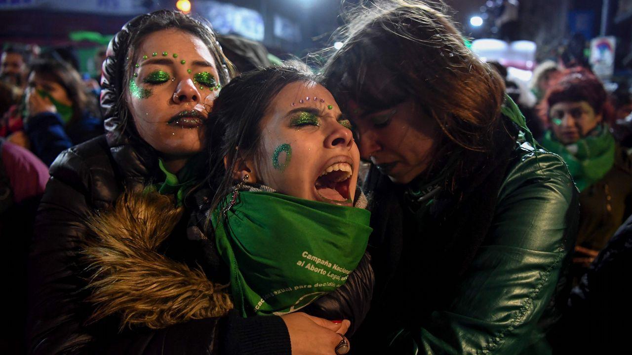 Las reacciones tras el «no» del Senado al aborto legal en Argentina