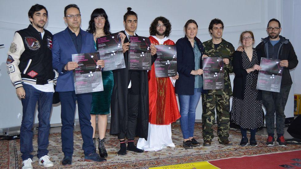 Exposición conmemorativa del 19 aniversario del Proxecto Cumulum.Charo Pita y Xoán Curiel actuarán en la Praza de San Marcos