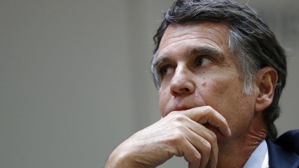 Rafa Nadal: «Tengo la convicción de que este puede ser un gran año».El Consejero delegado del Banco Sabadell Jaime Guardiola