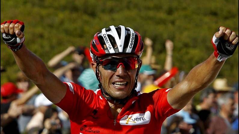 El paso de la Vuelta a España por Galicia