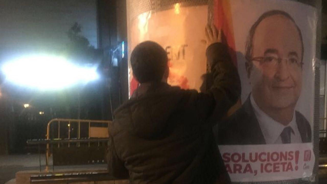 La jornada electoral en Cataluña, en imágenes