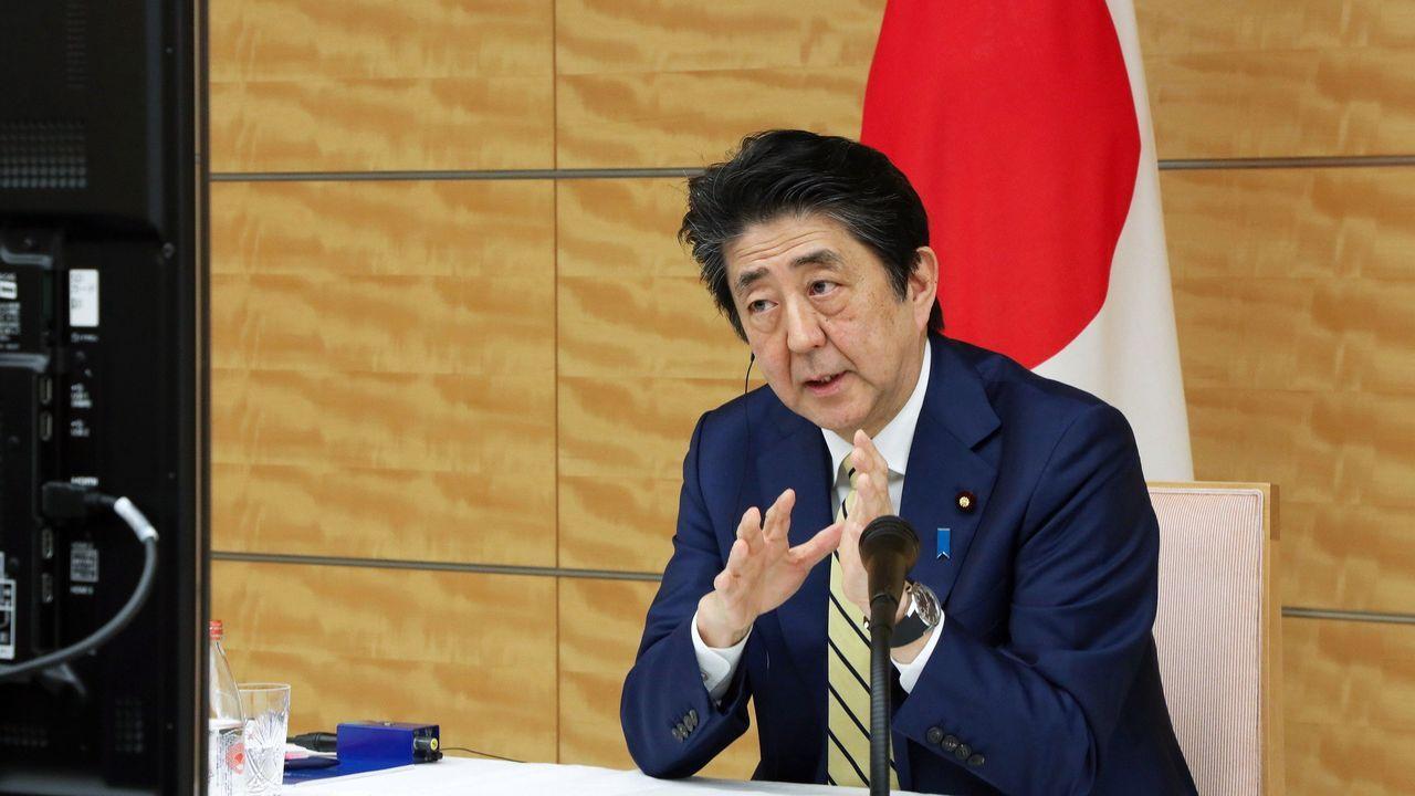 Se aplazan los Juegos Olímpicos de Tokio 2020.El presidente del COI, Thomas Bach