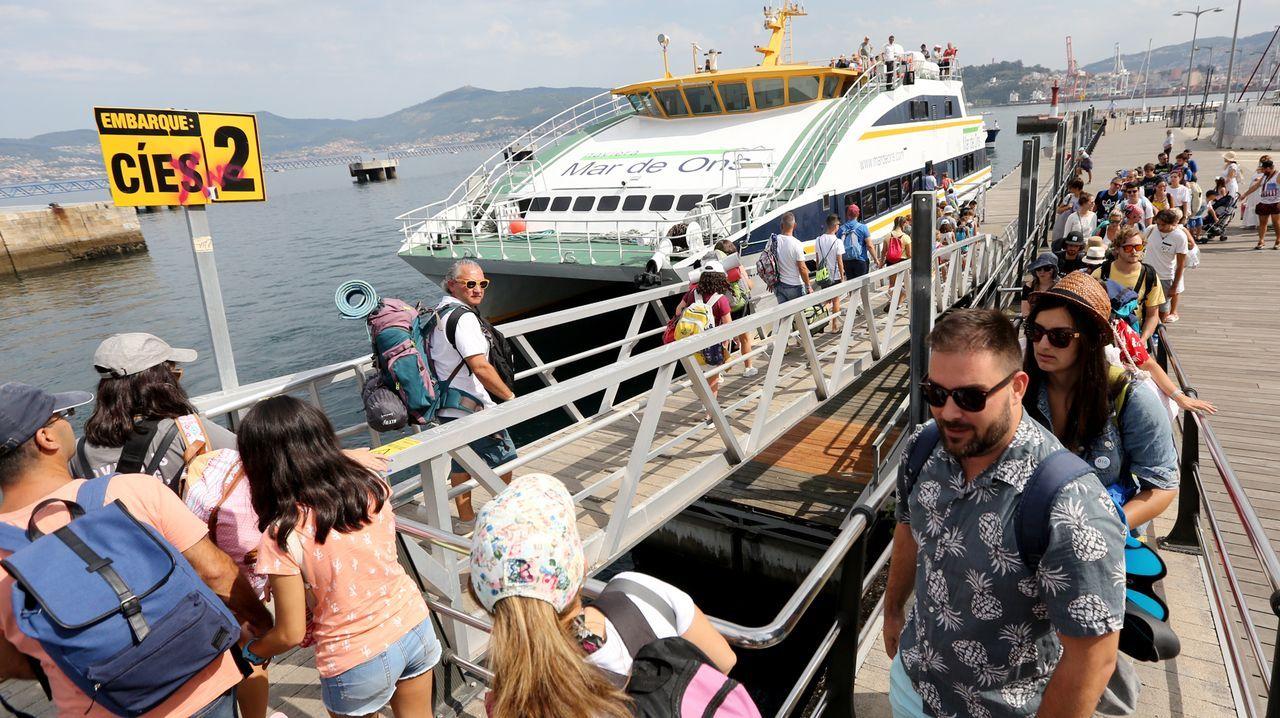 Estos son los destinos gallegos más demandados del verano