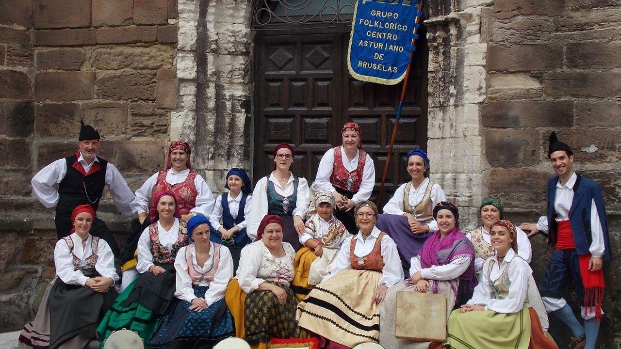Grupo Folklorico-Centro Asturiano de Bruselas