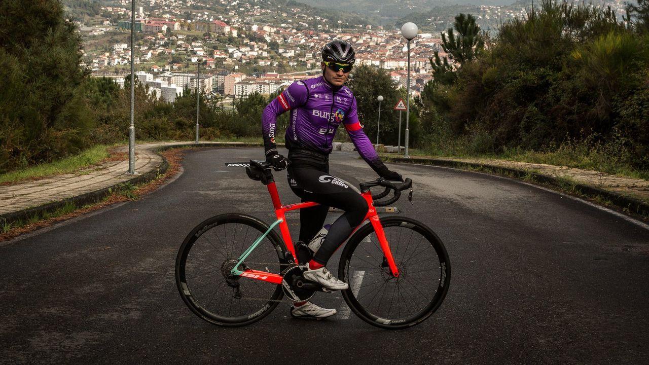 El nuevo Bike Park Junior de Manzaneda.Canal cuenta con notable experiencia en los combinados nacionales de ciclismo