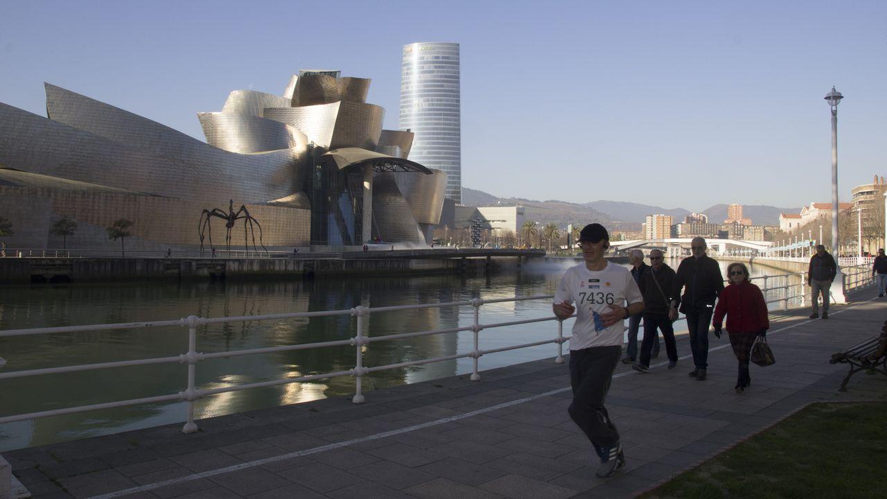Bilbao.«El museo no puede fagocitar todo el proceso. Fue solo una parte de un plan global», dice el exalcalde de Bilbao y urbanista Ibon Areso