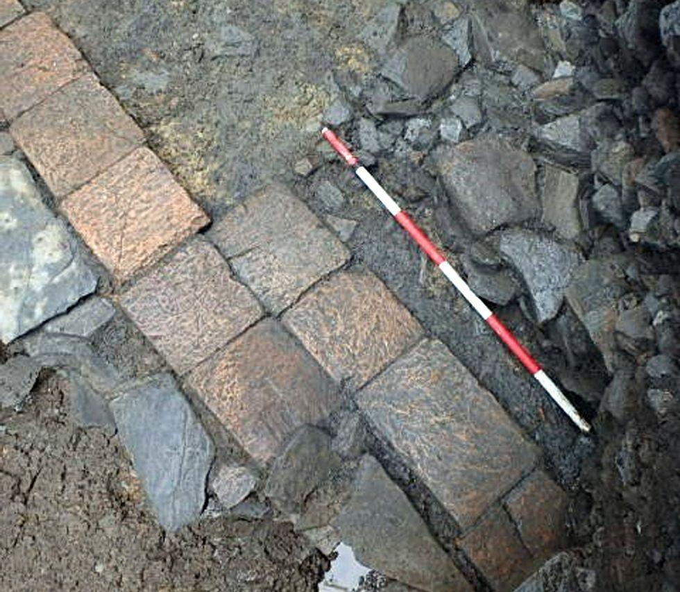 Los arqueólogos completan el rompecabezas arqueológico de Armanyá.