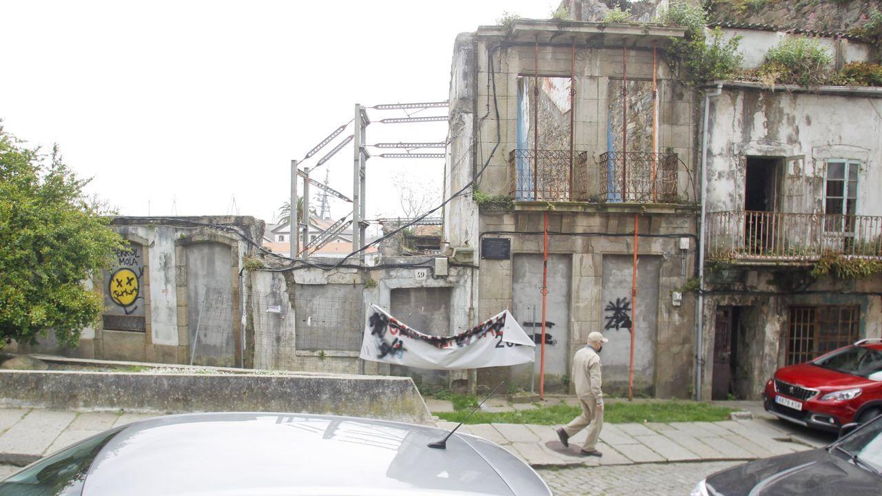 Vecinos y propietarios de Ferrol Vello confiaban en que el nuevo plan les otorgase seguridad jurídica