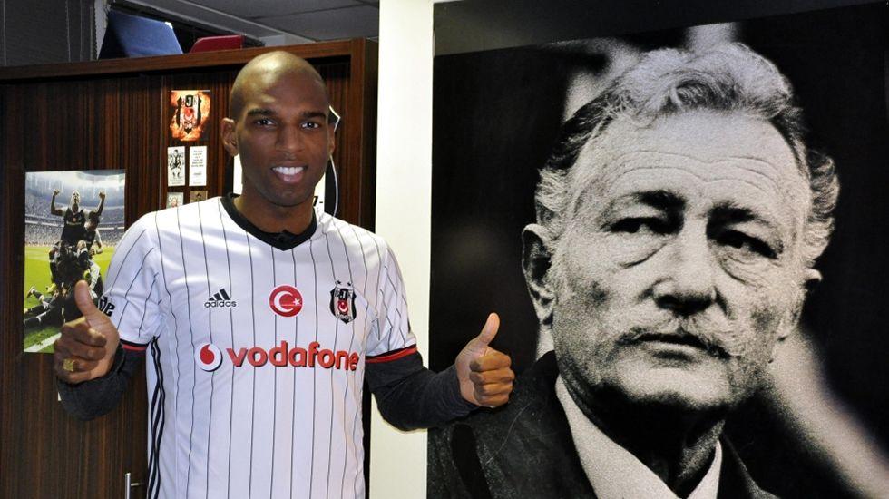 Babel, presentado como nuevo jugador del Besiktas