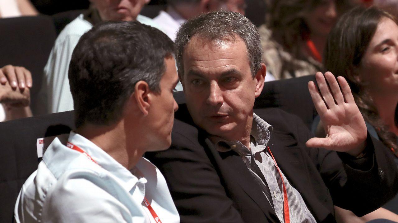 Felipe González y los Reyes eméritos de España despiden a Helmut Kohl.Zapatero y Maduro, en uno de sus encuentros