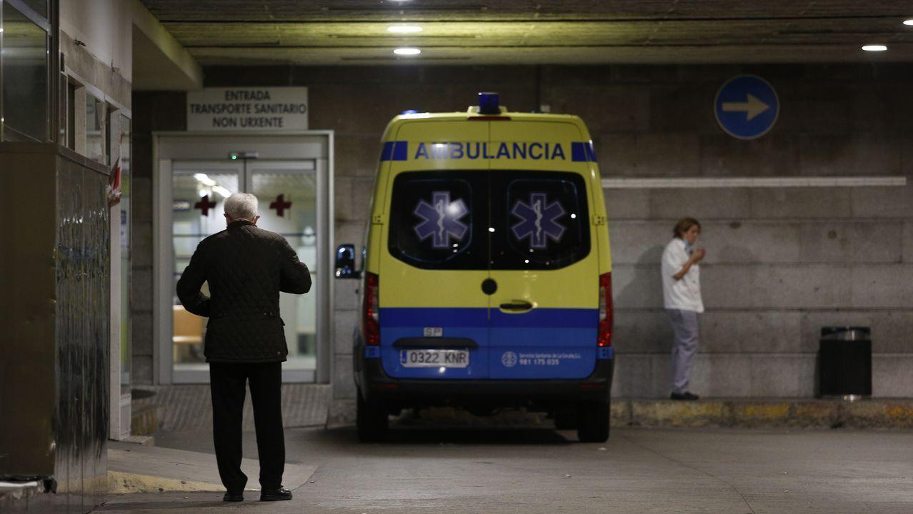 Hospital Universitario A Coruña (Chuac)