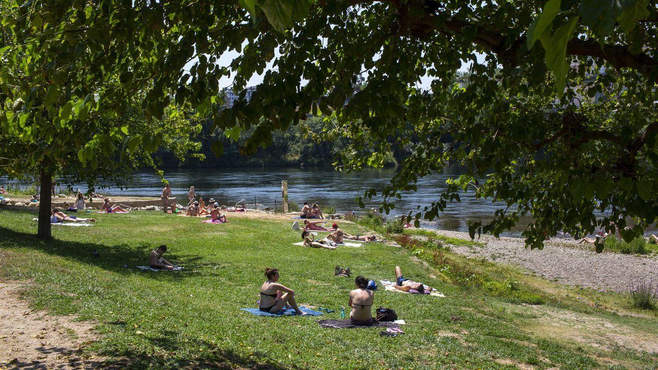 El Concello de Barbadás organiza en el Parque dos Patos un gran número de actividades de cara al verano