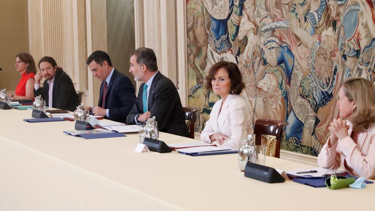 En directo, rueda de prensa posterior al Consejo de Ministros