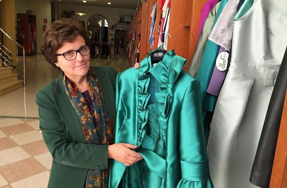 La empresaria Amparo Asorey se jubilará después de toda una vida dedicada al prêt-à-porter.