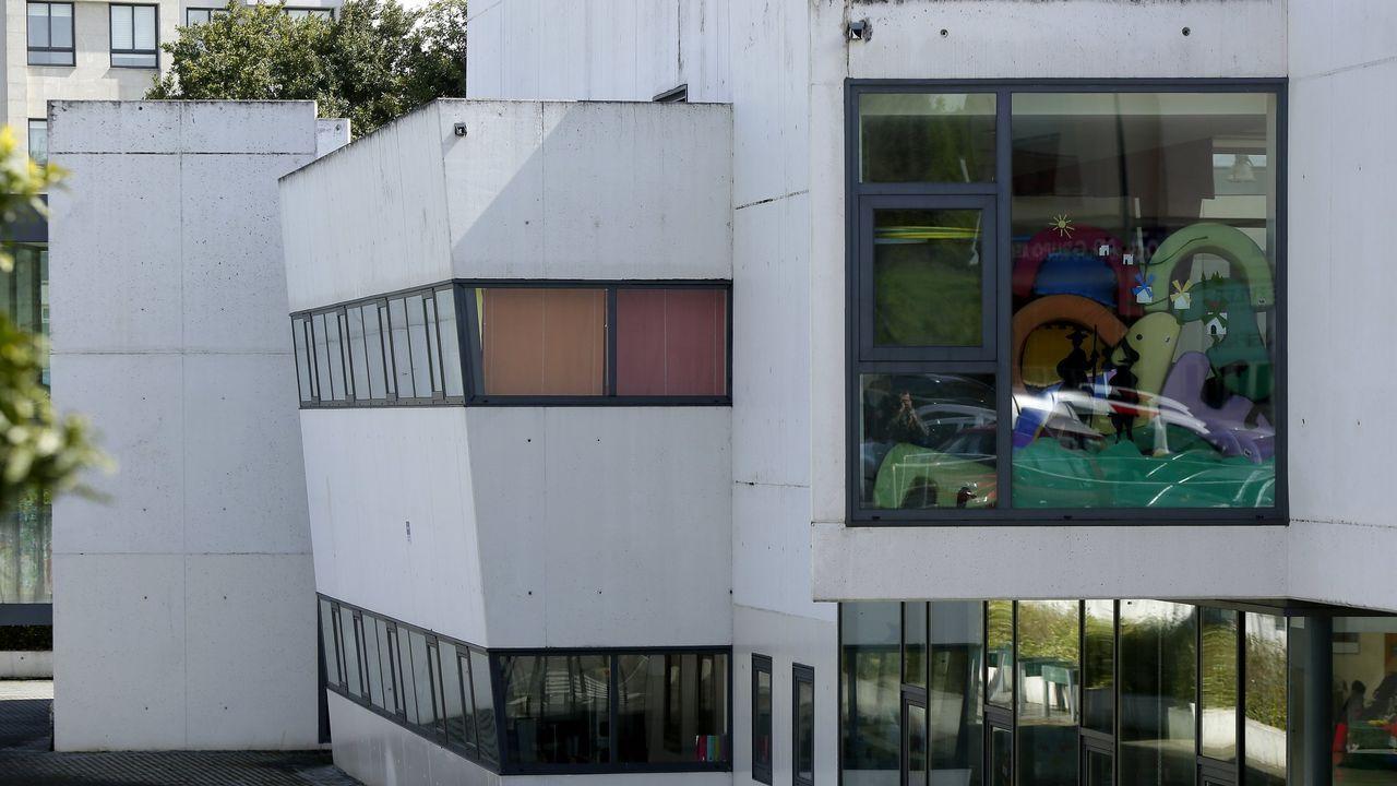 O Graxal es uno de los colegios que participa en O Mañanceiro.