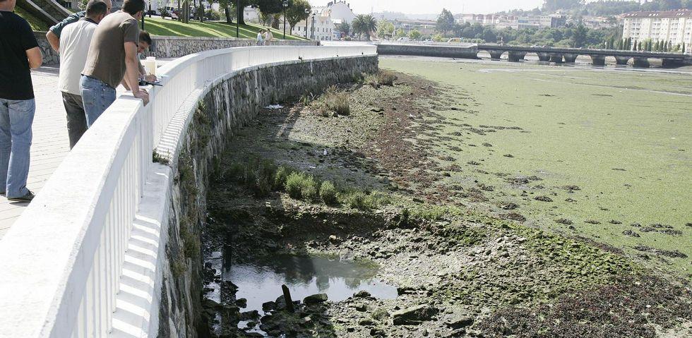 Los proyectos que recibirán inversiones el próximo año evitarán los vertidos que ahora se producen por las lluvias fuertes.