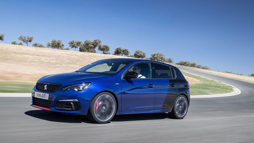Peugeot prepara el lanzamiento de su nueva generación de modelos híbridos enchufables