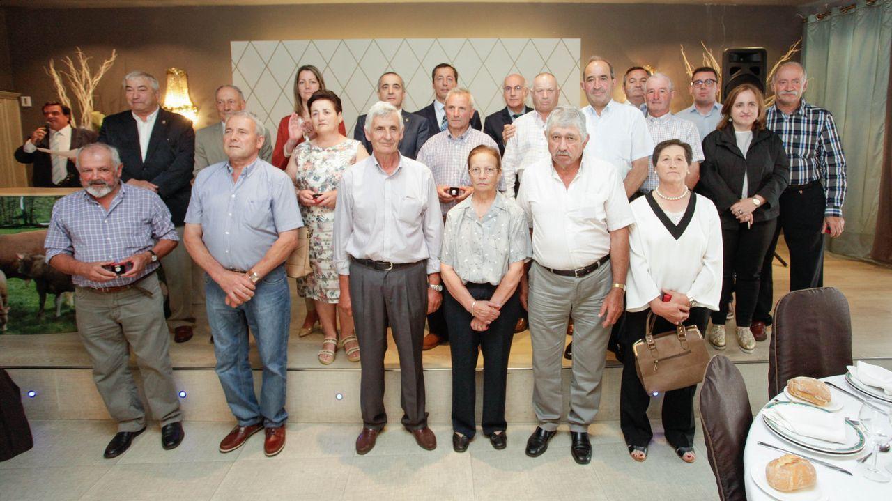 Acruga celebra asamblea y fiesta de confraternidad