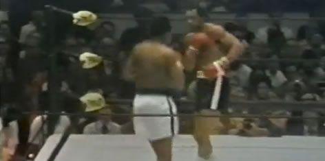 Combate entre Ken Norton y Muhammad Ali