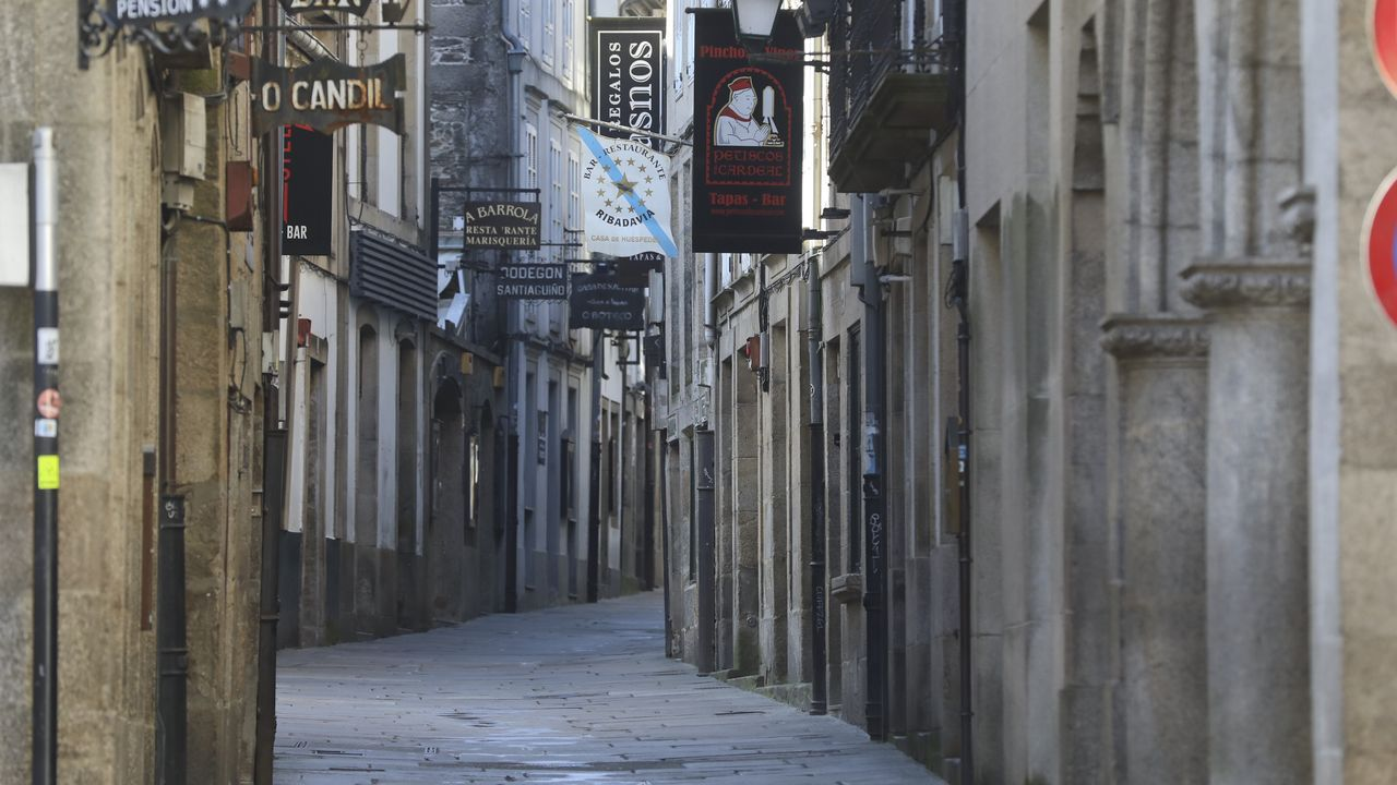 Rúa do Franco (Santiago).
