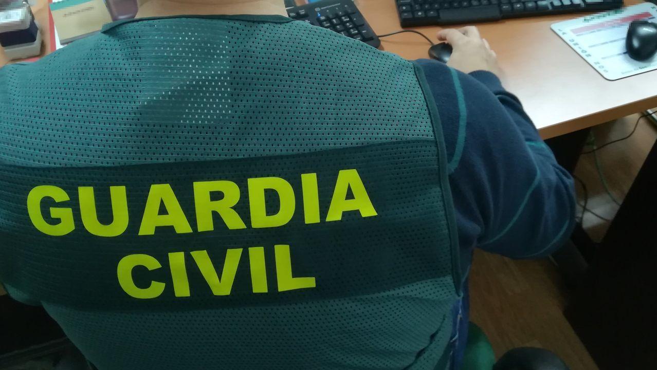 allece una agente de la Guardia Civil destinada en Avilés que había dado positivo por Covid-19 OM5C4F9_19350