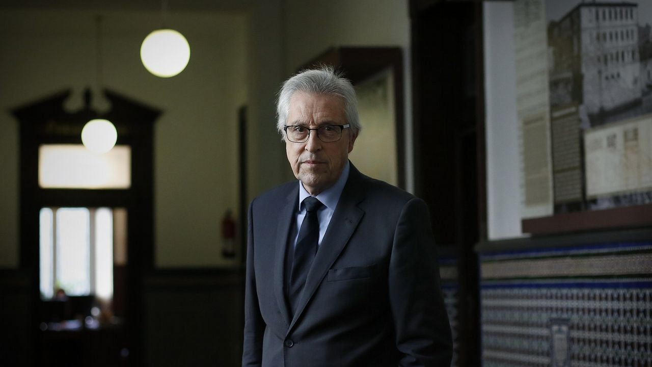 El #TopVacacional de la DGT: hospital, cárcel o cementerio.Miguel Ángel Cadenas es el presidente del Tribunal Superior de Xustiza de Galicia