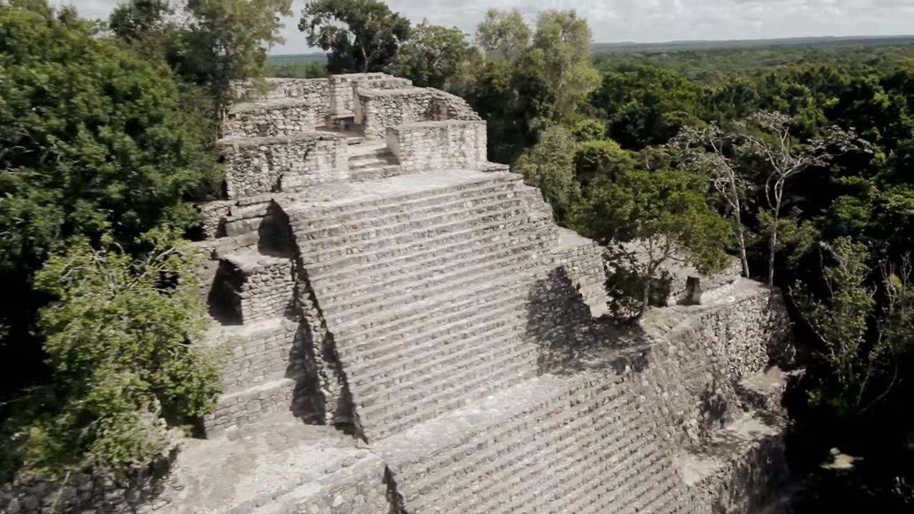 Calakmul, el «Nueva York maya»