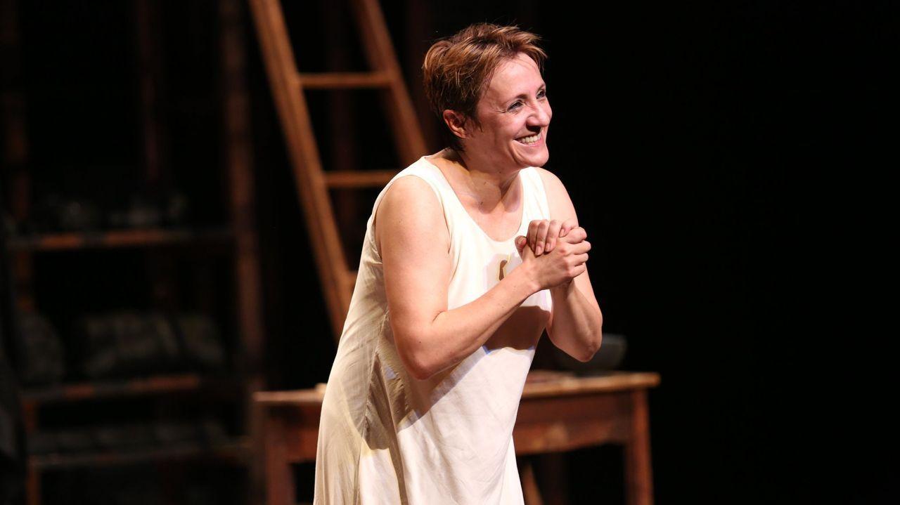 Blanca Portillo cuenta con una extensa trayectoria en cine, televisión y teatro