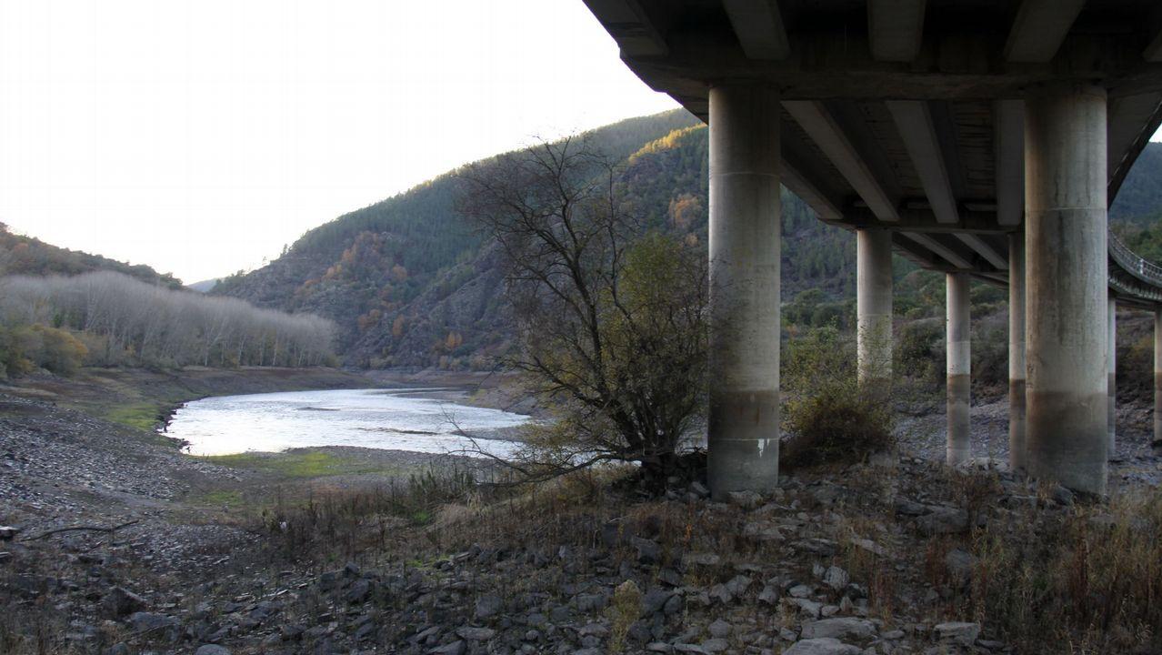 Feijoo sobre la sequía: «A situación de emerxencia é máis que probable»