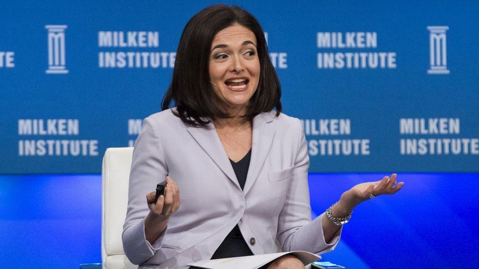8. Sheryl Sandberg