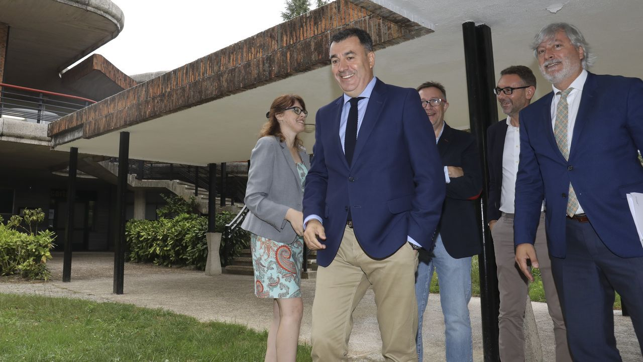 Feijoo, de visita oficial en Argentina