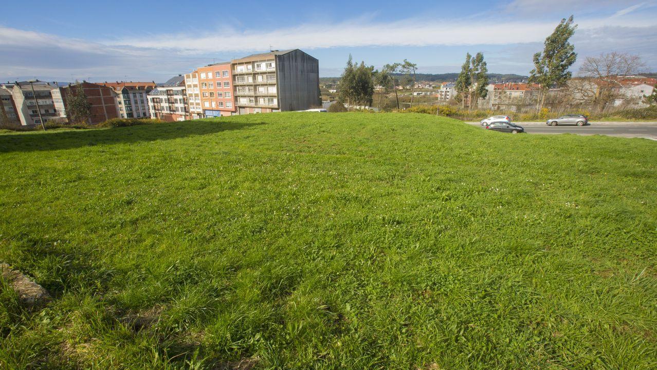 Las listas permiten contratar personal para distintos servicios, por ejemplo residencias de mayores como esta de la Xunta en Vigo