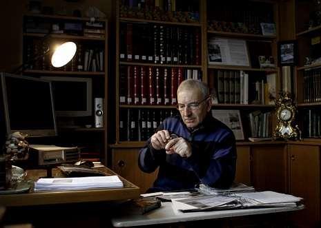 La pasión de José Antonio García por la numismática se remonta a su niñez.