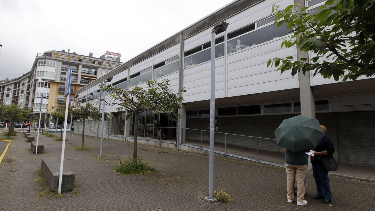 Centro de salud de Viveiro