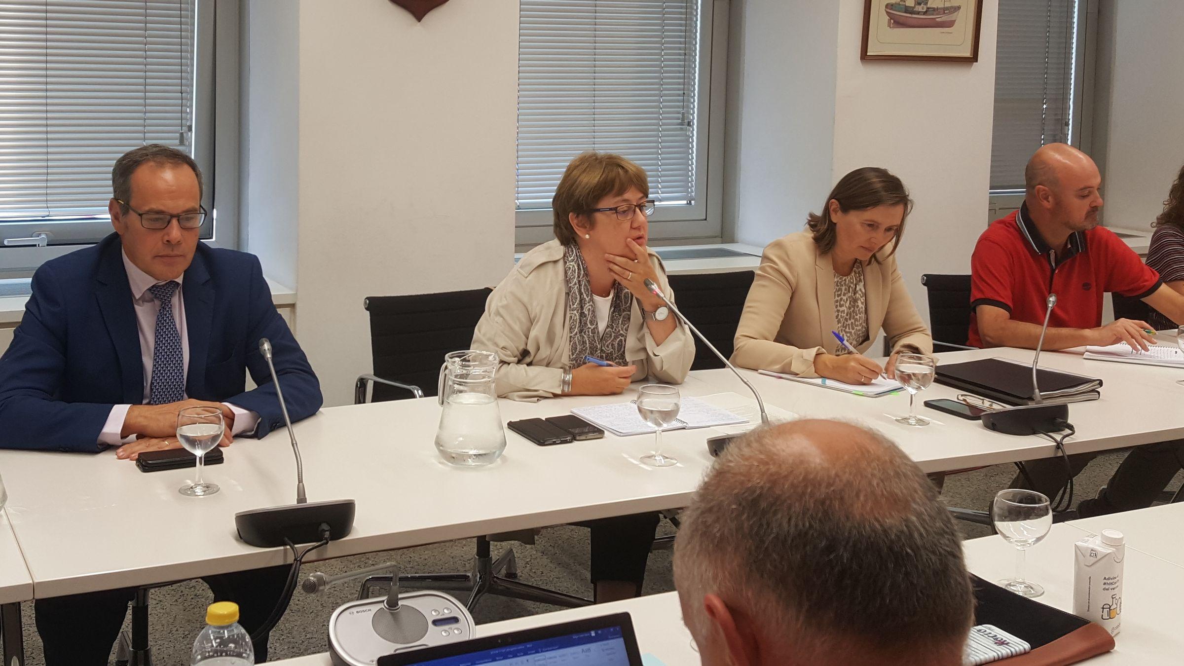 El voluntariado europeo saca lustre a Rodas