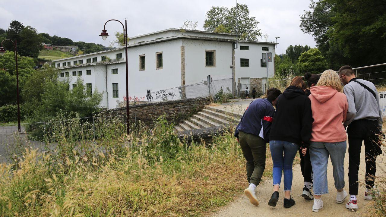 Un sábado de Arde Lucus marcado pola pandemia.El juzagado ha impuesto una indemnización de 2,4 millones de euros al Concello