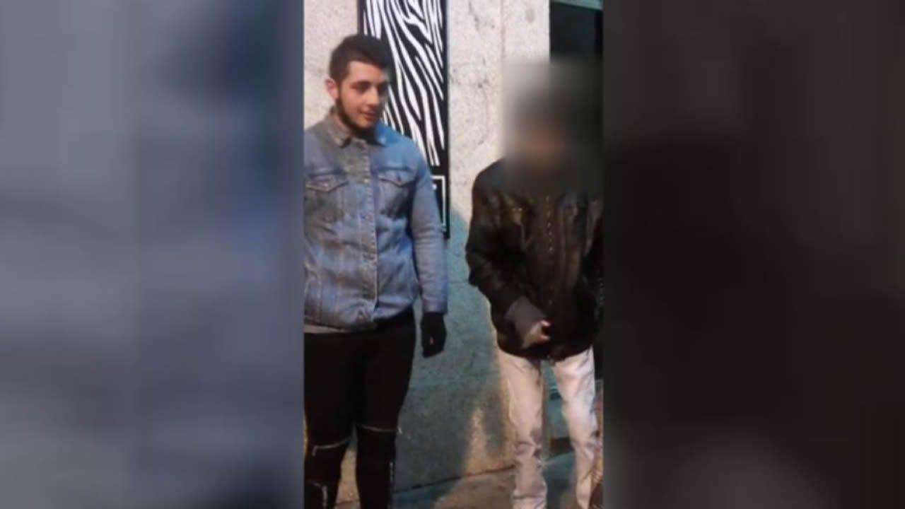 Agreden brutalmente a un vecino de O Carballiño y lo difunden por vídeo
