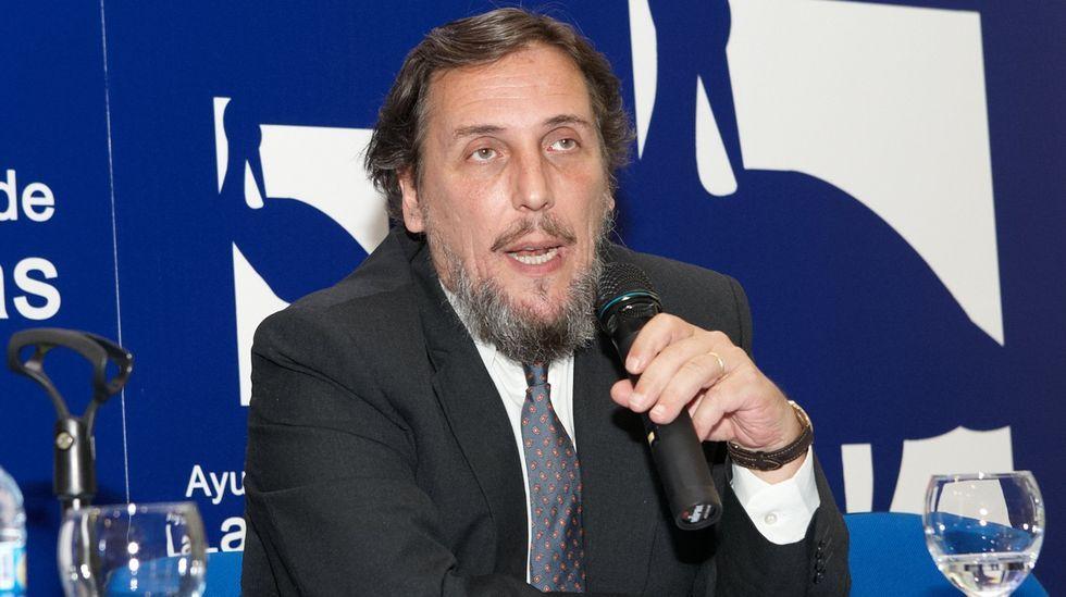 Redondela, contra las casas de apuestas.Carlos Peiro Ripoll guía el seminario sobre igualdad